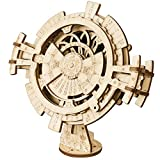 Robotime Perpétuel Kalender modèle bastelset holzbausatz - 3D Puzzle Modellbau Baukasten Holz - mädchen und Junge 14 Jahre Geschenkideen