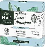 N.A.E. Naturale Antica Erboristeria equilibrio festes shampoo, COSMOS Organic zertifiziert durch IONC (BDIH) & Vegane Formel, 85 g