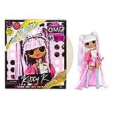 L.O.L. Surprise! O.M.G. Remix - Mit 25 Überraschungen - Modepuppe, Kleidung und Accessoires zum Sammeln - Kitty K