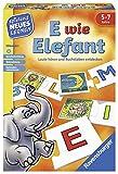 Ravensburger Spielen und Lernen 24951 - E wie Elefant