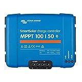 Victron SmartSolar MPPT Laderegler 100/50 12V / 24V Bluetooth Dongle integriert SCC110050210 50A Solarladeregler