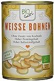 Biogustí Weiße Bohnen Bio, 12er Pack (12 x 400 g)