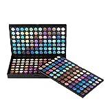 LAEMALLS 252 Farben Lidschatten Makeup Palette, Profi Matt Schimmern Nudetöne Leuchtende Glitter Eyeshadow Kosmetik Palette, Geeignet für den täglichen Gebrauch#3