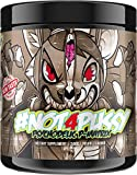 BPS Pharma - Not4Pussy Focus Booster Pre-Workout Bodybuilding Fitness Training 240g (Peached Ice Tea)