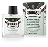 Proraso After Shave Balm Green Refresh, 100 ml