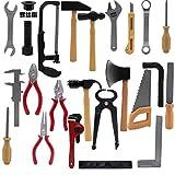 Youth ever Kinder-Werkbank Power Workbench Home Repair Tool Spielzeug-Set Unisex