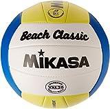 MIKASA Beachvolleyball Beach Classic, Mehrfarbig, 5