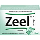 Zeel comp. N Tabletten Heel, 100 St. Tabletten