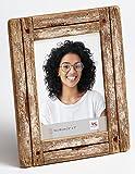 walther design Dupla Portraitrahmen 15x20 cm, weiß/natur