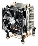 Cooler Master Hyper TX3i CPU-Kühler '3 Heatpipes, 1x 92mm PWM Lüfter, 4-Pin (PWM)' RR-TX3E-22PK-B1