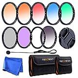 K&F Concept Filter Set 40.5MM UV CPL FLD