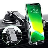VANMASS Handyhalterung Auto 3 in 1 Lüftung & Saugnapf Stabil 100% Slilikonschutz Handyhalter Fürs Auto Universale Kfz Handyhalterung 360°Drehbar Autohalterung Für Alle Handy iPhone Samsung Huawei LG