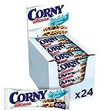 Corny Milch Classic DER GROSSE, Milchsandwich, 24er Pack (24 x 40g)