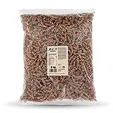 KoRo - Gekeimte Bio Dinkelnudeln 2 kg - leckere Spiralnudeln in der Großpackung