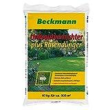Beckmann 10 kg UV Rasendünger mit Unkrautvernichter