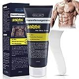 Enthaarungscreme Haarentfernungscreme Männer intimbereich, Hair Removal Cream, Enthaarungsmittel Schmerzlose für Bikini Unterarm Brust Achselhöhlen Beine Arm und Privater Bereich, für Männer Frauen