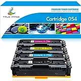 True Image Kompatibel Tonerpatrone Replacement für Canon 054H CRG-054 Cartridge 054 Toner für Canon ImageCLASS MF640C MF642Cdw MF641Cw MF643Cdw MF644Cdw MF645Cx LBP621Cdw LBP622Cdw LBP623Cdw