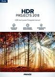 FRANZIS HDR projects 2018   Perfekte Belichtung dank HDR   für Windows PC und Mac  CD-ROM