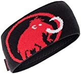 Mammut Stirnband Tweak Headband, Black-Magma, one Size
