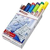 edding Textilmarker edding 4500 creative, 2-3 mm, sortiert