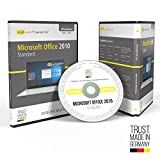 Microsoft® Office 2010 Standard DVD mit original Lizenz. Papiere & Lizenzunterlagen von S2-Software GmbH & Co. KG