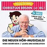 Heidi Kehrt Heim / Laura Und Kieselstein (Happy Birthday Christian Bruhn)