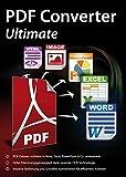 PDF Converter Ultimate - PDFs umwandeln und bearbeiten in Word, Excel, PowerPoint & Co. für Windows 10 / 8.1/ 8 / 7