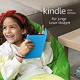 Kindle Kids Edition – mit Zugriff auf mehr als tausend Bücher, blaue Hülle