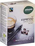 Naturata Bio Espresso Kaffee-Sticks, Bohnenkaffee instant (2 x 50 gr)