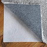 LILENO HOME Anti Rutsch Teppichunterlage aus Vlies (80x150 cm) - hochwertige Teppich Antirutschmatte für alle Böden - Perfekter Teppichstopper für EIN sicheres Zuhause