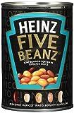 Heinz Baked Five Beanz, 6er Pack (6 x 420 g)