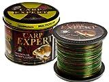 Carp Expert Multicolor 1000m 0,30mm 12,10kg Karpfenschnur Angelschnur Monofile Schnur Mono Schnur