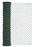 GAH-Alberts, grün 604738 Maschendraht-Geflecht wahlweise in verschiedenen Farben | kunststoffbeschichtet, Höhe 150 cm | Länge 15 m, 1500 mm