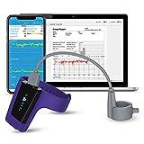 Handgelenk-Pulsoximeter, Schlaf-Sauerstoff-Monitor zur Überwachung der Sauerstoffsättigung über Nacht, intelligenter Vibrationsalarm für Schnarchen und Schlafapnoe, Schlafhilfe für CPAP-Gerät