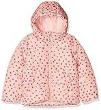NAME IT Mädchen NMFMISTI AOP Hooded Jacket Jacke, Mehrfarbig (Silver Pink Silver Pink), (Herstellergröße: 92)