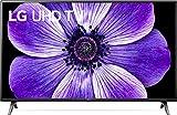 LG 43UN71006LB 108 cm (43 Zoll) UHD Fernseher (4K, Triple Tuner (DVB-T2/T,-C,-S2/S), Active HDR, 50 Hz, Smart TV) [Modelljahr 2020]