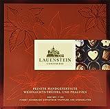Lauenstein Confiserie  Weihnachtstrüffel und Pralinen 16-fach sortiert, 1er Pack (1 x 200 g)