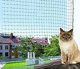 Trixie 44294 Schutznetz, drahtverstärkt, 6 × 3 m, olivgrün