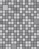 Küchen Bad Tapete EDEM 1033-16 Vinyltapete geprägt mit geometrischen Formen und metallischen Akzenten silber platin grau 5,33 m2