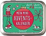 Mein Mini-Advents-Kalender: Spiel und Spaß auf 24 Kärtchen