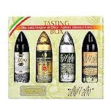 Natives Olivenöl extra aus Ligurien Probierset 4x 100 ml