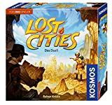 KOSMOS Spiele 694135 - Lost Cities (Spiel für 2)