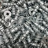 100 Stück metall Gipskartondübel Rigipsdübel Gipsdübel Hohlwanddübel Dübel Handwerkerqualität Profiqualität