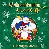 Folge 1: Die magische Perle / Die Weihnachtsmann-Prüfung (Das Original-Hörspiel zur TV-Serie)