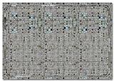 Busch 7418 - 2 Dekoplatten Gehwegplatten
