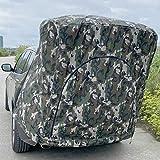 Dongbin Zelt für 2 Personen, Fahrzeug/Zelt, Auto Zelt Freistehendes Stamm, Dreidimensional, Wasserdichten und feuchtigkeitsabweisend, atmungsaktiv, leicht aufzutragen