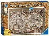 Ravensburger Puzzle 19004 - Antike Weltkarte - 1000 Teile