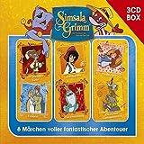SimsalaGrimm 3-CD Hörspielbox Vol.1