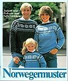 Norwegermuster : Jacken u. Pullover zum Selberstricken