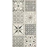 Tarkett Starfloor Click 30'Retro Black White' Designbelag Vinyl-Designbelag mit Klick-System Design Vinyl-Laminat